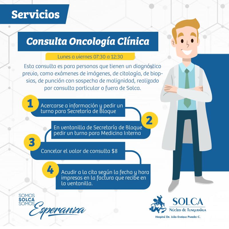 Consulta-Oncología-Clínica